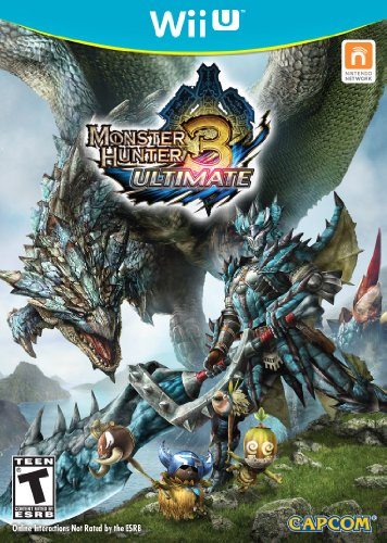 Monster Hunter 3 Ultimate Picture