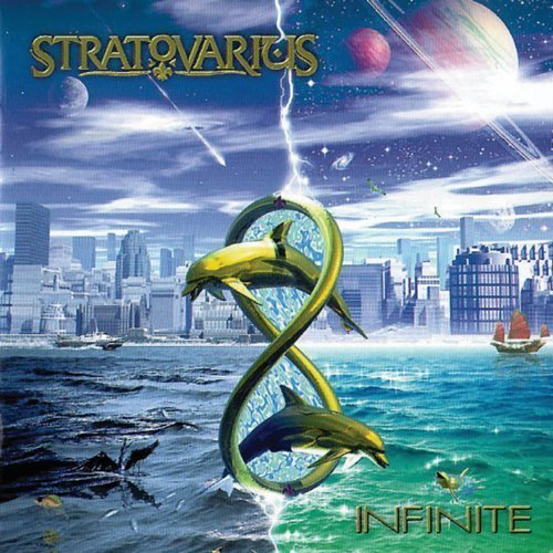 Infinite [2 CD Deluxe Edition] by Stratovarius (2010-07-13)
