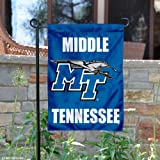 Middle Tennessee State Garden Flag and Yard Banner