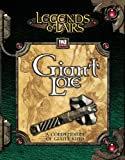 Legends & Lairs: Giant Lore (1589940989) by Fantasy Flight Games
