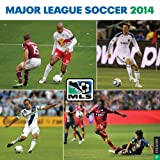 Major League Soccer 2014 Wall Calendar