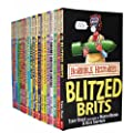 Horrible Histories Collection 20 Books Set Pack RRP: �120.00 (Savage Stone Age, Awesome Egyptians, Groovy Greeks, Rotten Romans, Cut-Throat Celts, Smashing Saxons, Vicious Vikings, Stormin Normans , Angry Aztecs, Incredible Incas, Measly Middle Age.) (Horrible Histories Collection)