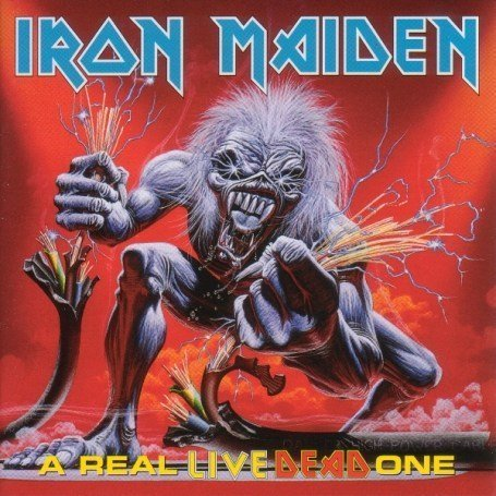Iron Maiden - A Real Live/Dead One - Zortam Music