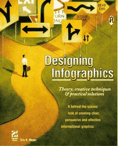 Designing Infographics illustrated edition by Meyer, Eric K. published by Hayden Books Paperback