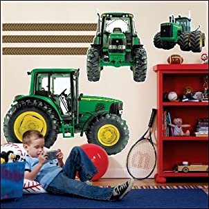 Party Destination 159469 John Deere Giant Wall Decals