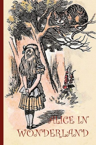 Alice in Wonderand - with 42 Original Illustrations by Sir John Tenniel (Aziloth Books)