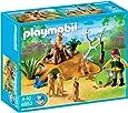 Playmobil 4853 Zoo Familia De Suricates