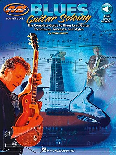 Blues Guitar Soloing (Musicians Institute)