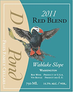 2010 Duck Pond Cellars Blend