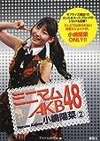 ミニマム AKB48 小嶋陽菜 2
