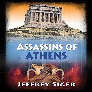 Assassins of Athens Audiobook