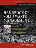 img - for Handbook of Solid Waste Management by Frank Kreith, George Tchobanoglous (2002) Hardcover book / textbook / text book
