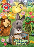 Little Bunny Bedtime (Wonder Pets!) (Super Color with Stickers)