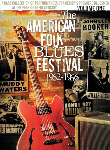 The American Folk Blues Festival Volume 1 - 1962-1966 [DVD]