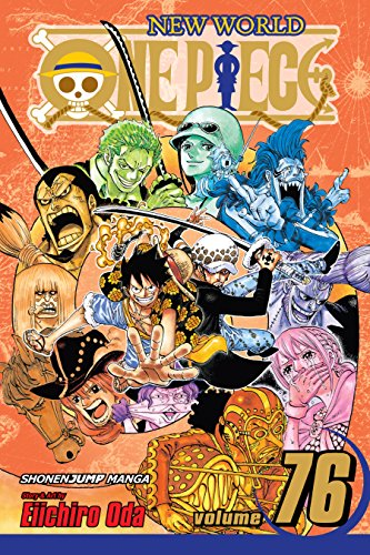 Download One Piece, Vol. 76: Just Keep Going