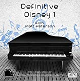 Definitive Disney 1 - General Midi Compatible Floppy Disk for Player Piano Systems and Digital Pianos