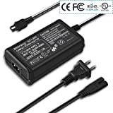 AC-L200 AC Power Adapter Charger for Sony Handycam Camcorder DCR-SR68 SR42 SR45 SR46 SR47 SX40 SX41 DCR-SX44 SX45 SX63 SX65 SX83 SX85 HDR-CX230 CX220 CX190 CX160 CX155 CX150 CX130 CX100 CX110CX115