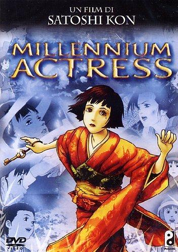 Millennium actress [Italia] [DVD]