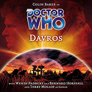 Doctor Who - Davros Radio/TV Program
