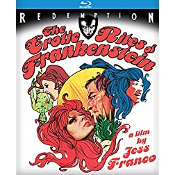 The Erotic Rites of Frankenstein [Blu-ray]