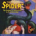 Spider #7 April 1934: The Spider Audiobook by Grant Stockbridge,  RadioArchives.com Narrated by Nick Santa Maria