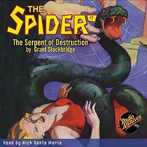 Spider #7 April 1934 Audiobook