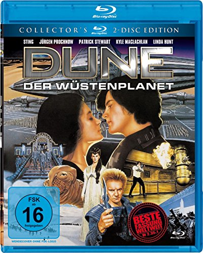 Dune - Der Wüstenplanet [Blu-ray] [Collector's Edition]
