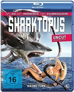 Sharktopus (Uncut) [Blu-ray]