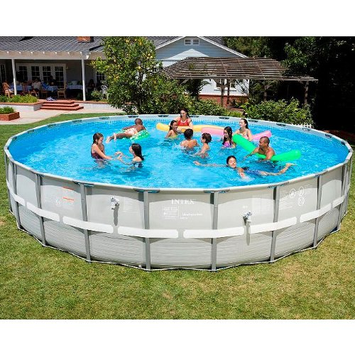 Intex pools 16 x 48 august 2011 buy intex pools 16 x 48 for Purchase above ground swimming pool