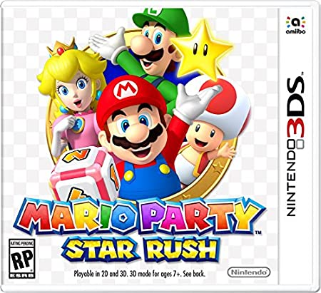 Mario Party Star Rush - Nintendo 3DS