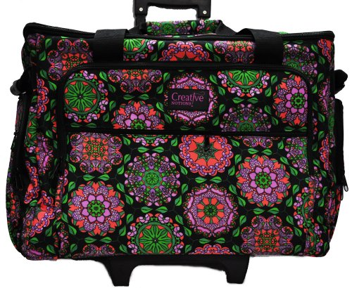 Xl Sewing Machine Trolley Loopy Lilly front-622612
