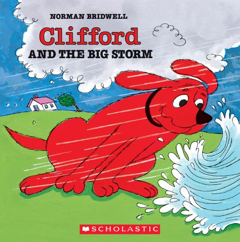 Clifford and the Big Storm (Clifford, the Big Red Dog), Buch
