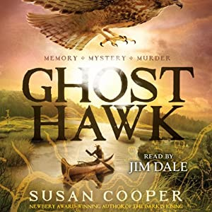 Ghost Hawk Audiobook