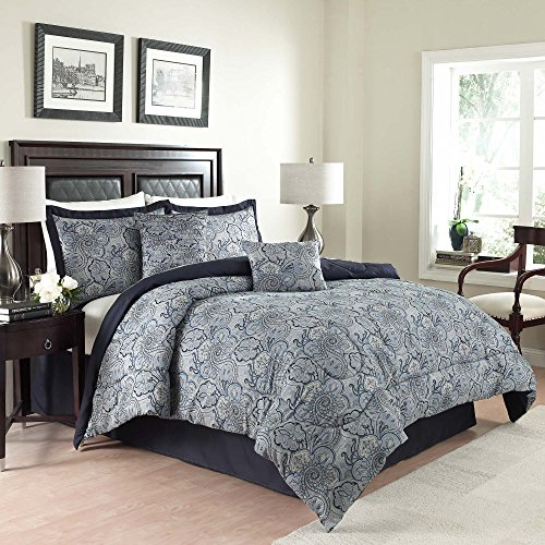 Traditions-by-Waverly-6-Piece-Paddock-Shawl-Comforter-Set-King-Porcelain