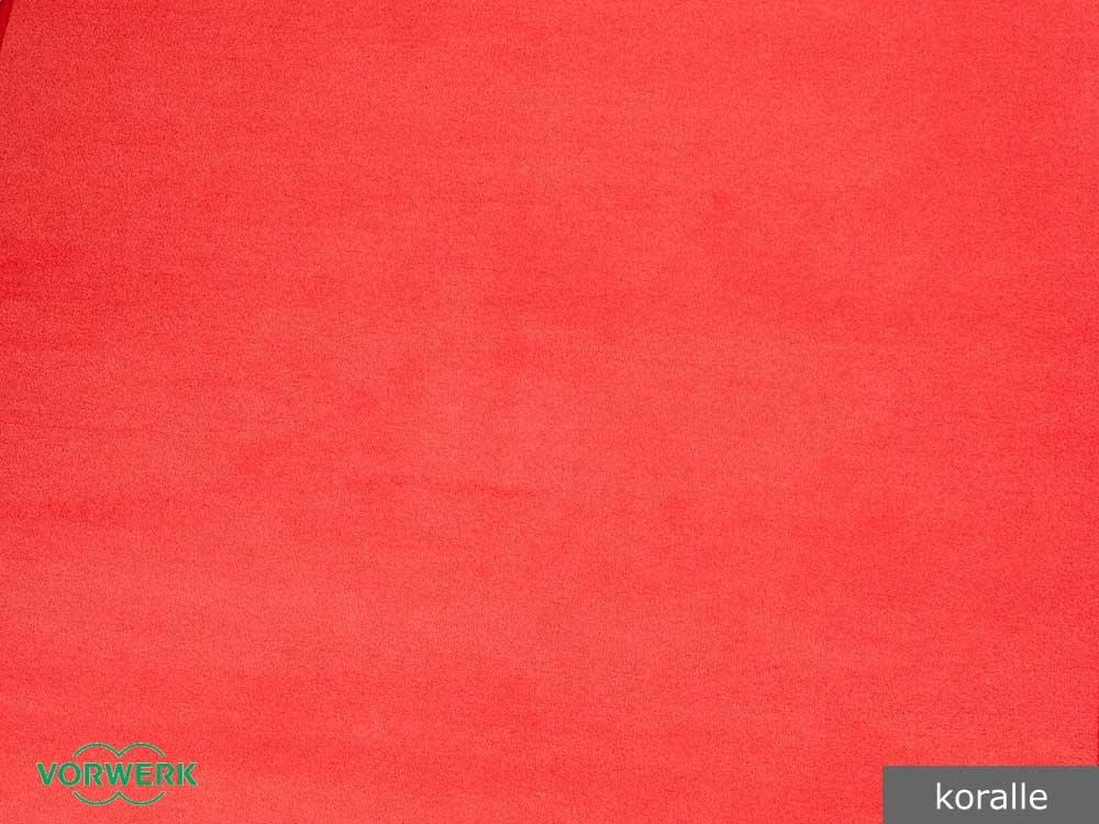 Teppichboden Auslegware Vorwerk Bijou koralle 400 x 150 cm 16,95 EUR / m²  BaumarktKundenbewertungen
