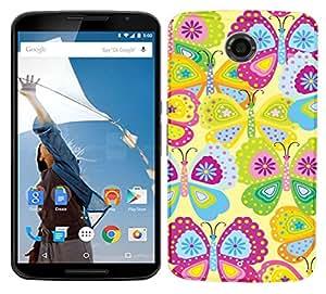 WOW Printed Designer Mobile Case Back Cover For LG Google Nexus 6