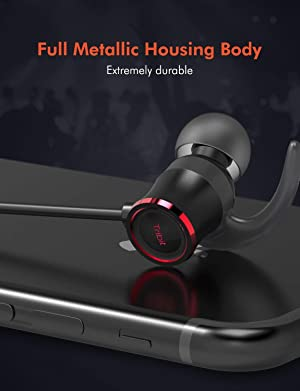 Tribit XFree Color Bluetooth Earbuds with Microphone