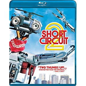 Short Circuit 2 Blu-ray