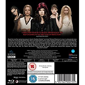 Orphan Black - Series 2 [Blu-ray]