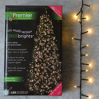 1000 Premier Indoor Outdoor LED Fairylights