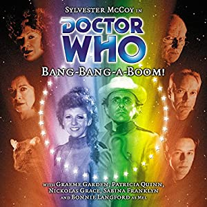 Doctor Who - Bang-Bang-a-Boom! Radio/TV Program