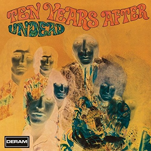 Ten Years After - Undead [2 Cd][deluxe Edition] - Zortam Music