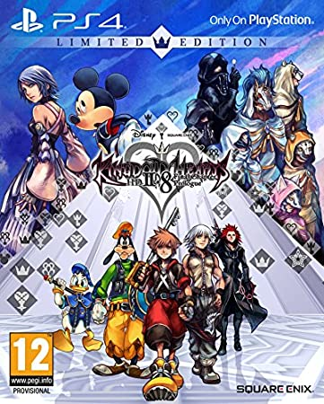 Kingdom Hearts HD 2.8 Final Chapter Prologue Limited Edition (PS4)
