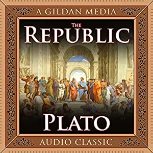 The Republic by Plato Raymond Larson (Translator) | [Plato, Allan Bloom (translator)]