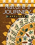 Nature's Journey Applique [With CDROM]