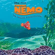 Finding Nemo: The Junior Novelization (       UNABRIDGED) by Disney Press Narrated by Adam Verner