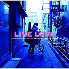 LIVE LOVE(DVD�t)