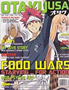 Otaku USA Magazine December 2016 by Patrick…
