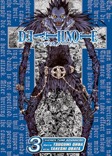Death Note 3: Hard Run (Death Note (Graphic Novels))Tsugumi Ohba