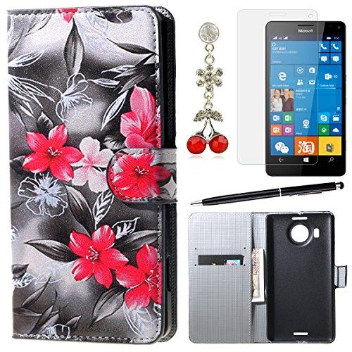 hb-int-4-in-1-azalee-nero-elegante-case-per-microsoft-lumia-950-xl-protettiva-portafoglio-stand-acce